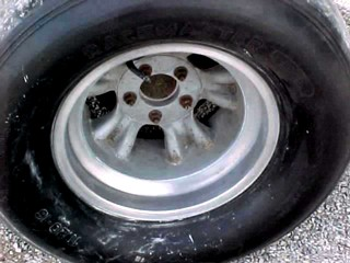 Anybody have any idea what these wheels are the h a m b for American classic wheels for sale