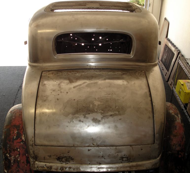 1932 Ford coupe project