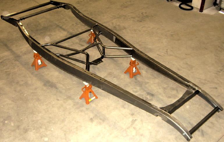 ad500024adbf TIG-welded 1932 Ford frames