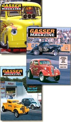 Nostalgia drag racing